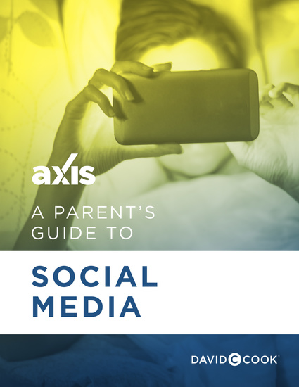 A Parent's Guide to Social Media - cover