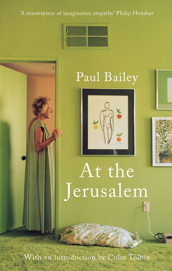 At the Jerusalem - cover