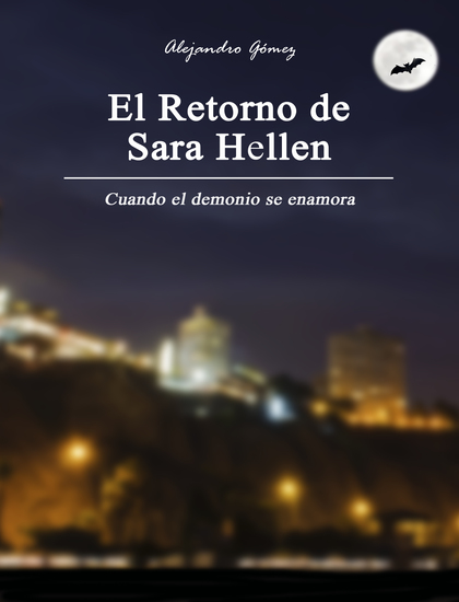 El retorno de Sara Hellen - Cuando el demonio se enamora - cover