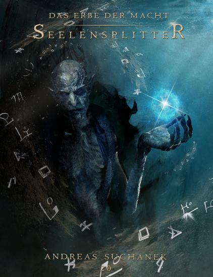 Das Erbe der Macht - Band 20: Seelensplitter - cover