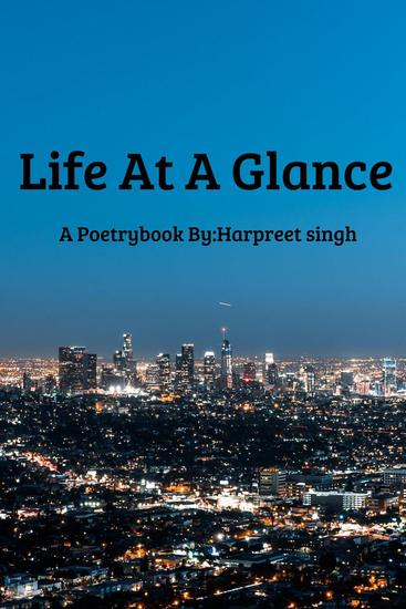 Life at a Glance - cover