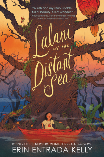 Lalani of the Distant Sea - cover