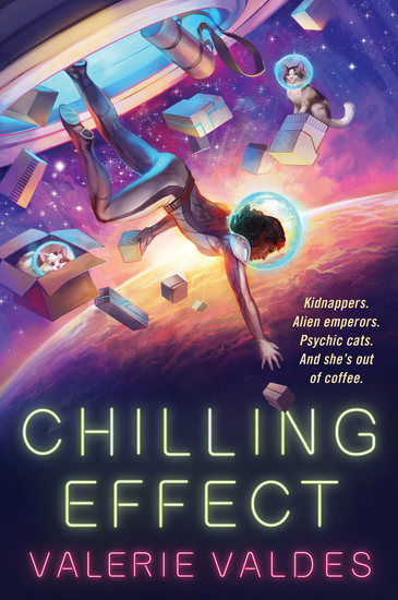 Chilling Effect - A Novel - cover