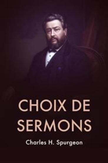Choix de Sermons - cover