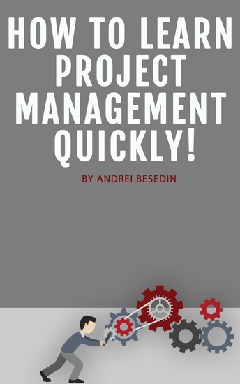 How to Learn Project Management Quickly! - cover
