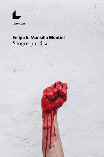 Sangre pública - cover