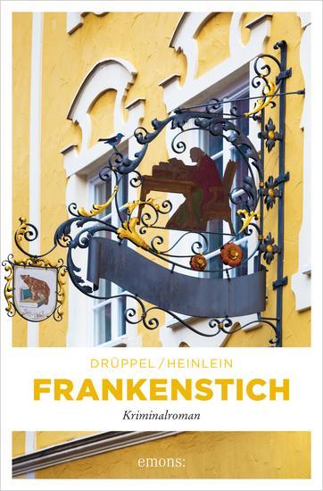 Frankenstich - Kriminalroman - cover