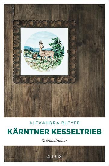 Kärntner Kesseltrieb - Kriminalroman - cover