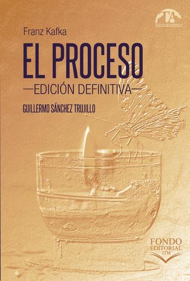 El proceso - ─Edición definitiva─ - cover