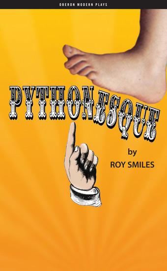 Pythonesque - cover