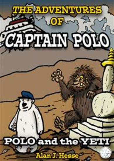 The Adventures of Polo the Bear - The Climate Change Comic part 2 - cover