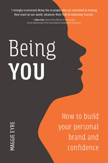 Being You - How to Build Your Personal Brand and Confidence - cover