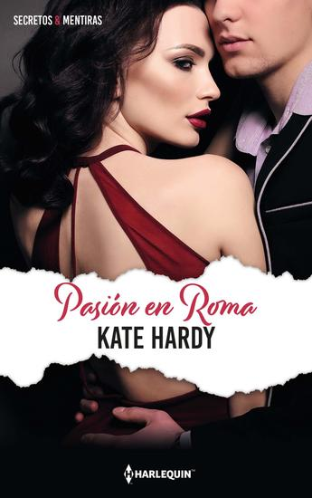 Pasión en Roma - cover