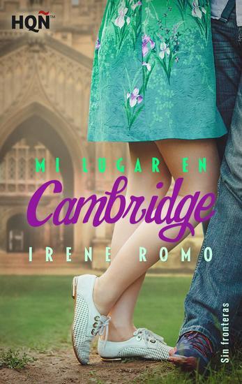Mi lugar en Cambridge (Sin fronteras) - cover