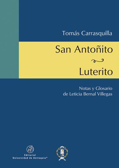 San Antoñito Luterito - cover