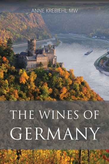 The wines of Germany - cover