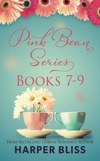 Pink Bean Series: BOOKS 7 - 9 - cover