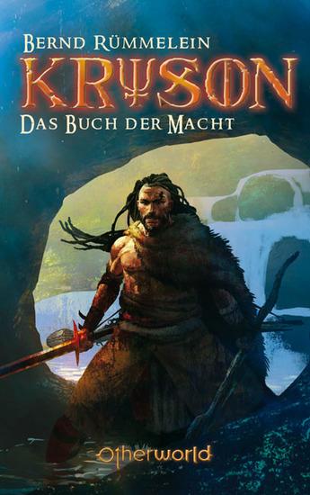 Kryson 5 - Das Buch der Macht - cover