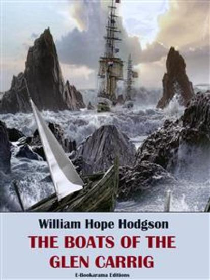 The Boats of the Glen Carrig - cover