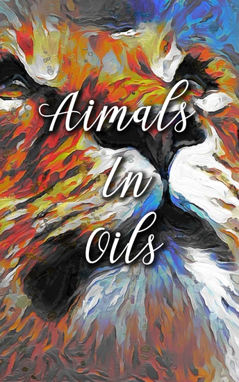 Animals In Oils - cover