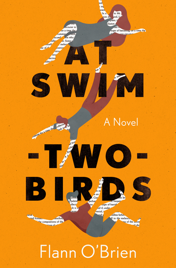 At Swim-Two-Birds - A Novel - cover