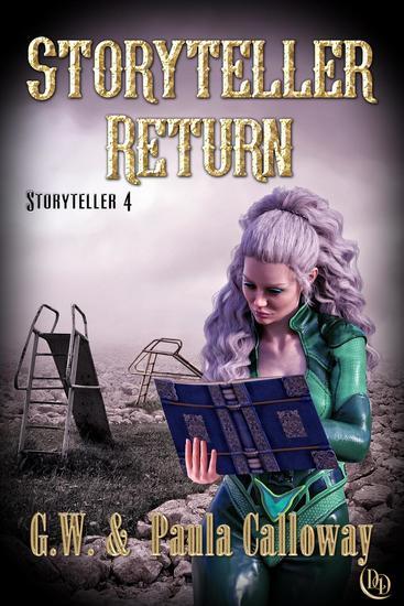 Storyteller Return - Storyteller #4 - cover