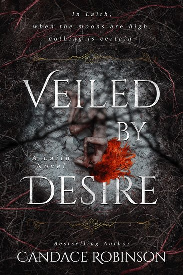 Veiled by Desire - A Laith Novel - cover