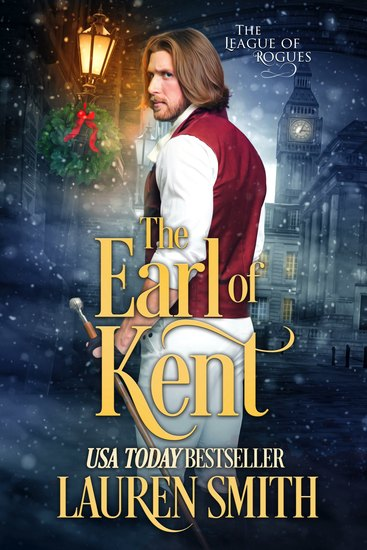 The Earl of Kent - The Wicked Earls' Club - cover