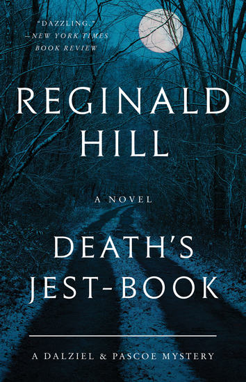 Death's Jest-Book - cover