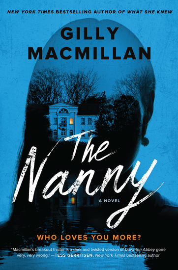 The Nanny - A Novel - cover