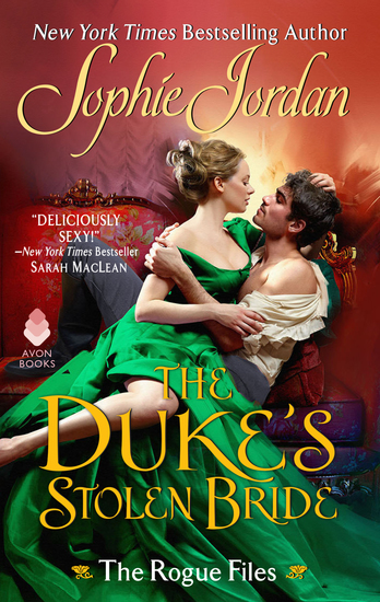 The Duke's Stolen Bride - The Rogue Files - cover