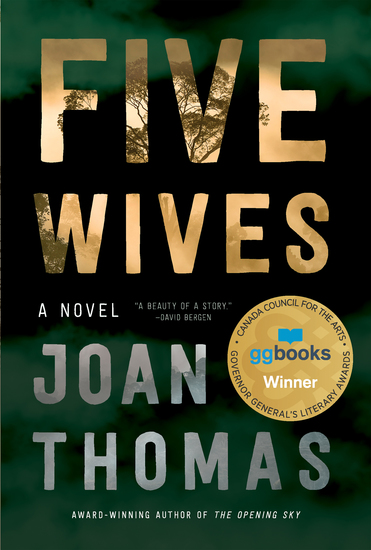Five Wives - A Novel - cover