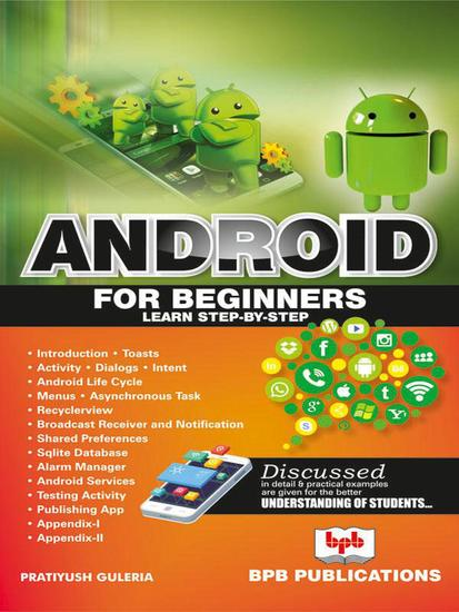 Android for Beginners - cover