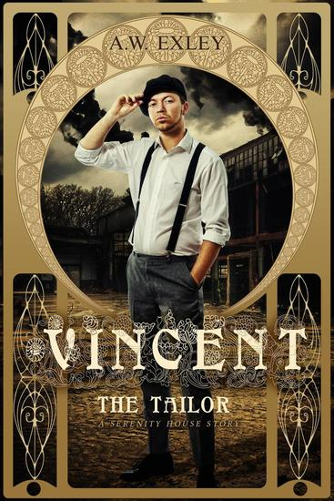 Vincent the Tailor - Serenity House #5 - cover