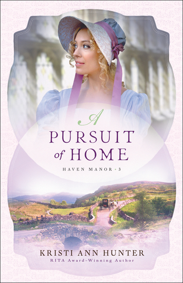 A Pursuit of Home (Haven Manor Book #3) - cover