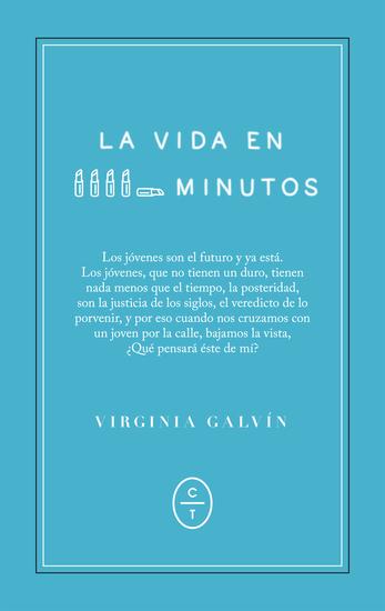 La vida en cinco minutos - cover