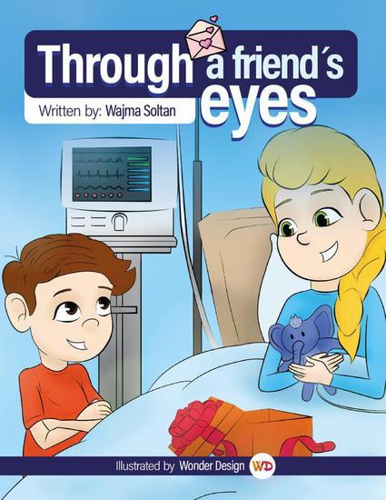 Through a friend's eyes - cover