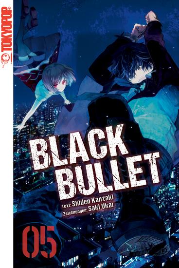 Black Bullet – Light Novel Band 5 - cover