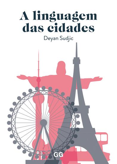 A linguagem das cidades - cover