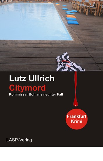 Citymord - Bohlans neunter Fall - cover