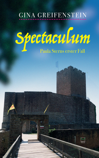 Spectaculum - Paula Sterns erster Fall - cover