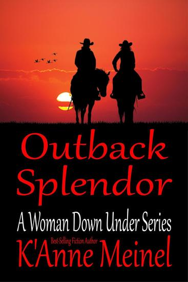 Outback Splendor - A Woman Down Under #5 - cover