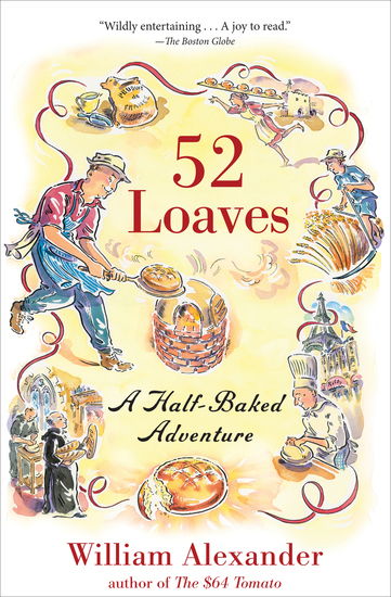 52 Loaves - A Half-Baked Adventure - cover