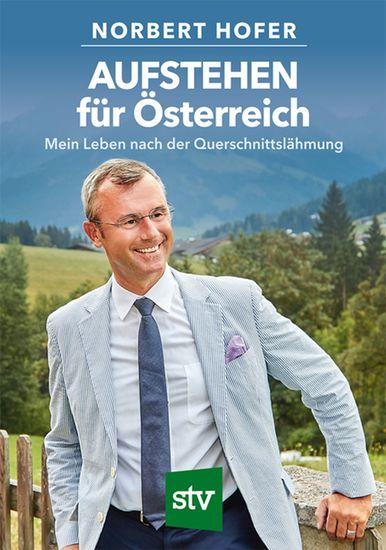 AUFSTEHEN für Österreich - Mein Leben nach der Querschnittslähmung - cover