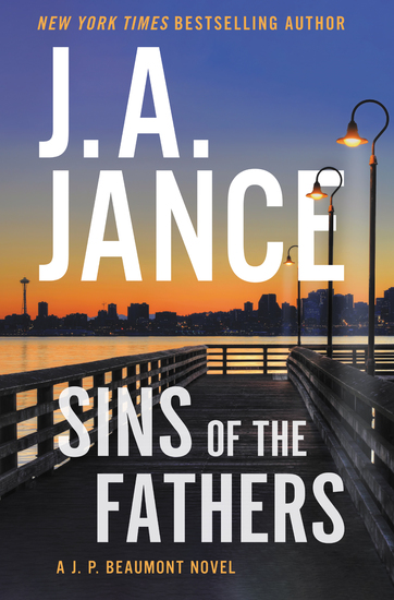 Sins of the Fathers - A JP Beaumont Novel - cover