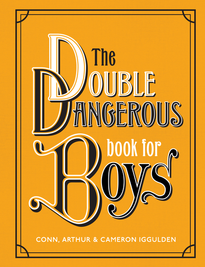 The Double Dangerous Book for Boys - cover