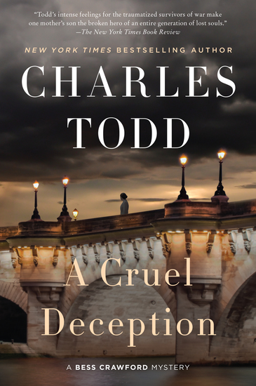 A Cruel Deception - A Bess Crawford Mystery - cover