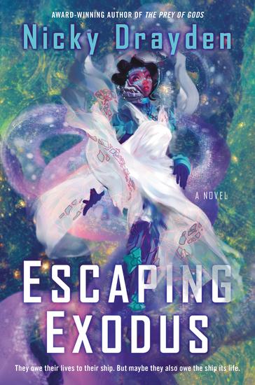 Escaping Exodus - A Novel - cover