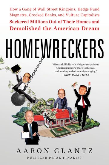 Homewreckers - How a Gang of Wall Street Kingpins Hedge Fund Magnates Crooked Banks and Vulture Capitalists Suckered Millions Out of Their Homes and Demolished the American Dream - cover