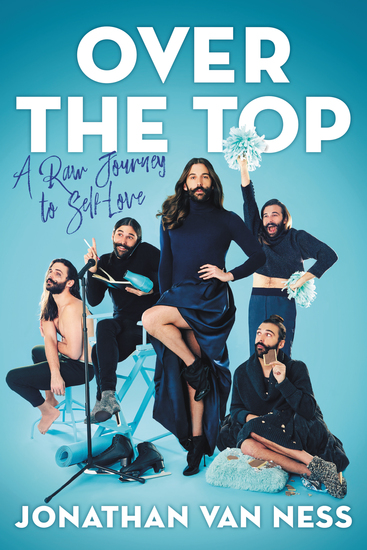 Over the Top - A Raw Journey to Self-Love - cover